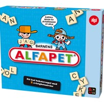 Alga Child´s Alphapet, Barnens Alfapet Multi