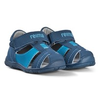 Reima Messi Sandals Navy Blue Laivastonsininen