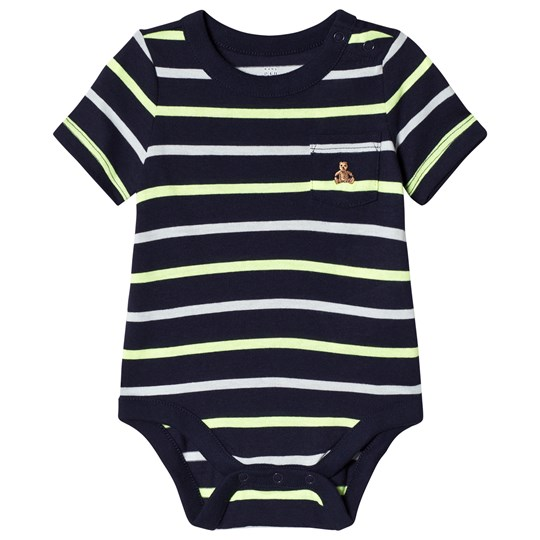 Gap Stripe Baby Body Navy Uniform NAVY UNIFORM