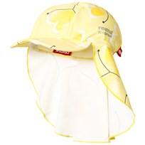 Reima Octopus Solhatt Gul Yellow