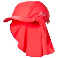 Reima Octopus Hat Bright Red Bright Red