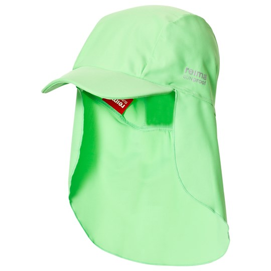 Reima Summer Green Turtle Sunhat Summer green