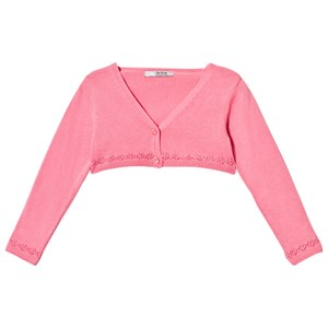 Image of Dr Kid Pink Knitted Cardigan 12 years (3013783193)