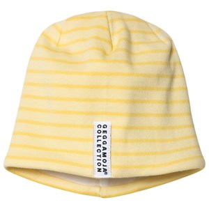Image of Geggamoja Topline Hat Light Yellow/Soft Yellow Baby) (2-6 mdr) (3013784501)
