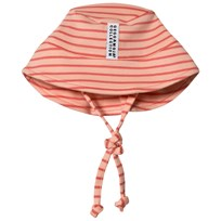 Geggamoja Sunny hat Peach/soft red Peach/soft red
