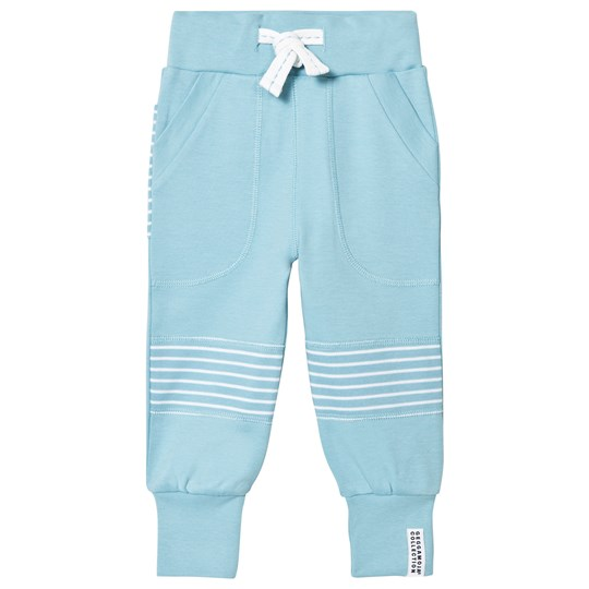 Geggamoja Long Pants Blue Blue