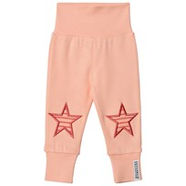 Geggamoja Star Pants Peach Peach