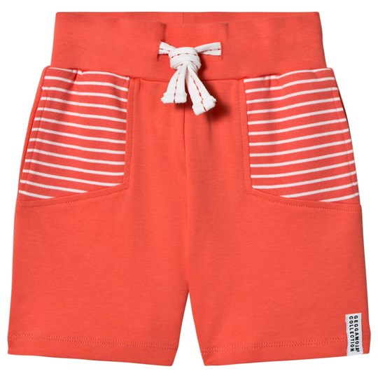 Geggamoja Shorts Red Red