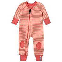 Geggamoja Pyjamas Peach/soft red Peach/soft red