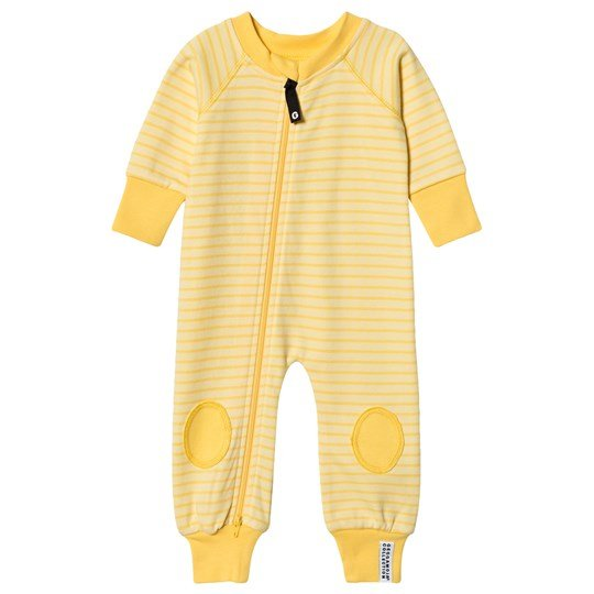 Geggamoja One-Piece Light Yellow/Soft Yellow L.yellow/s.yellow