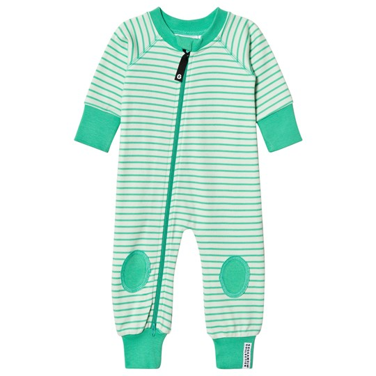 Geggamoja One-Piece Light Green/Soft Green L.green/s.green
