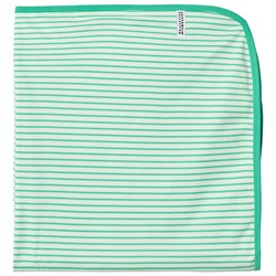 Geggamoja Baby Blanket Light Green/Soft Green