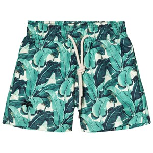 Image of OAS Banana Leaf Swim Shorts 10 år (3001100103)