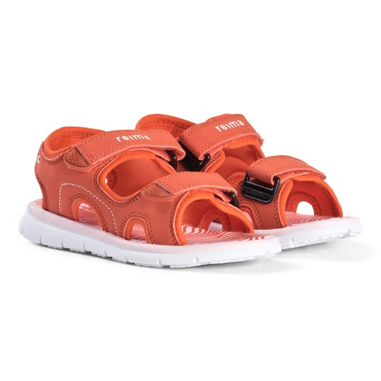 Reima Bungee Sandals Bright Red Bright Red