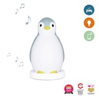 Zazu Pam The Penguin Sleeptrainer Blue Blue