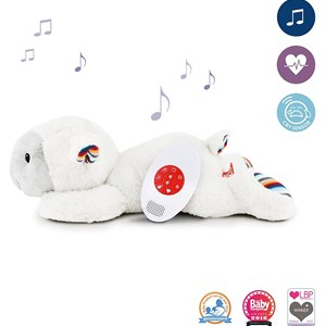 Image of Zazu Liz Soft Toy Comforter Vit (3145069227)