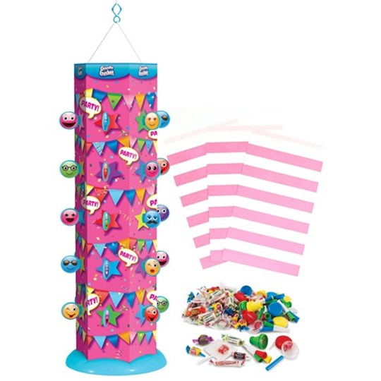 Goodie Gusher Party Tube Pink Multi