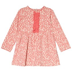 Noa Noa Miniature Long Sleeve Short Dress Sugar Coral
