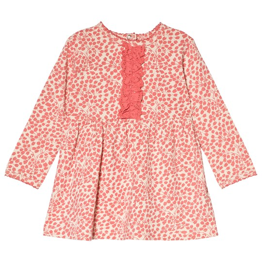 Noa Noa Miniature Long Sleeve Short Dress Sugar Coral Sugar Coral