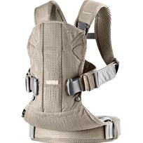 Babybjörn Baby Carrier One Air Greige Greige, Mesh