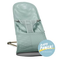Babybjörn Baby Bouncer Bliss Mesh Frost Green Frost green, Mesh