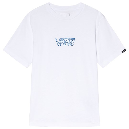 Vans Sketch Tape T-shirt Vit White