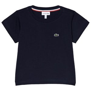 Lacoste Navy Short Sleeve T-Shirt 6 years