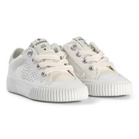 Victoria Deportivo Glitter Shoes White Blanco