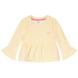 Livly Drew Top Yellow Dots