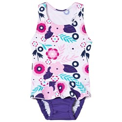 Lindberg Livia Diaper Swimsuit Flower