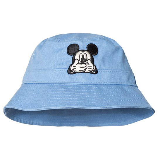 New Era Blue Mickey Mouse Infant Bucket Hat Blue