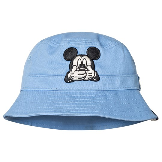 New Era Blue Mickey Mouse Toddler Bucket Hat Blue