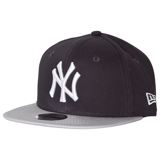New Era Navy New York Yankees Cap Marinblå