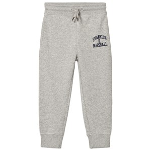 Image of Franklin & Marshall Gray Logo Sweatpants 12-13 Years (1058570)