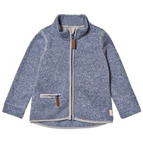 ebbe Kids Kalla Fleece Jacket Washed Navy Washed Navy
