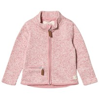 ebbe Kids Kalla Fleece Jacket Dove Pink Dove pink