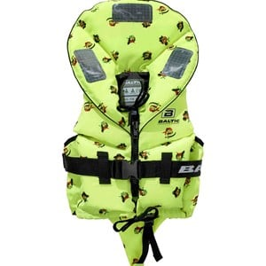 Bilde av Baltic Pro Sailor Life Jacket I Pirate Uv Yellow 10-20 Kg
