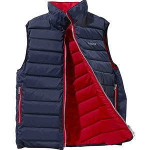 Image of Baltic S&T Flipper Life Jacket Navy/Red 50-60 Kg (3014546011)