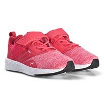 Puma NRGY Comet Kids Running Shoes Paradise Pink Puma White-paradise Pink-puma White