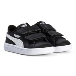 Puma Smash V2 Infant Sneakers Black