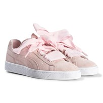 Puma Suede Heart Valentine Jr Pearl Pearl-pearl