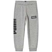 Puma Rebel Sweat Pants Medium Gray Heather Medium Gray Heather