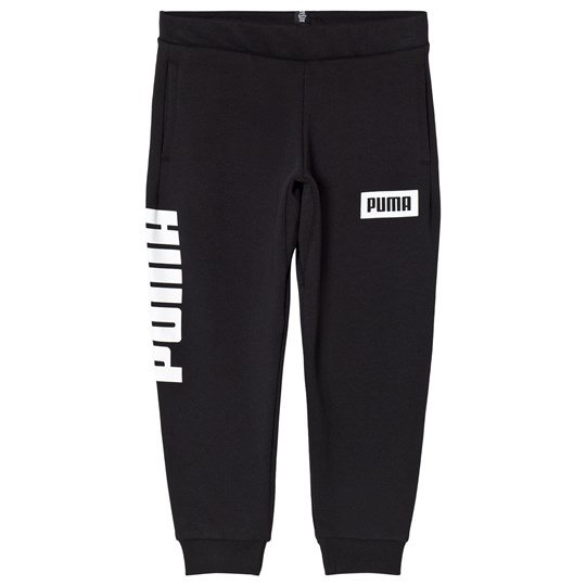 Puma Rebel Sweat Pants Black Puma Black