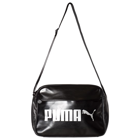 5cb2145725 Puma - Campus Reporter Bag Black - Babyshop.com