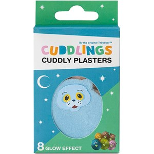 Image of Cuddlings Glow Effect Cuddly Band-Aids (3014865845)