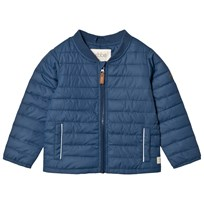 ebbe Kids Koster quilted jkt Blue shades Blue shades