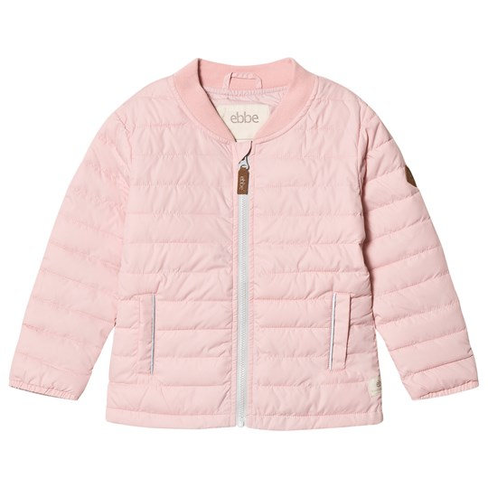 ebbe Kids Kossima Quilted Jacket Frozen Pink Frozen pink