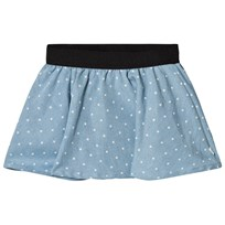 ebbe Kids Fab Skirt Dotted Light Blue Dotted light blue