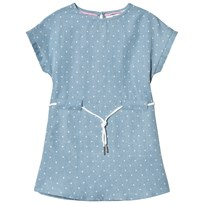 ebbe Kids Ferie Dress Dotted Light Blue Dotted light blue