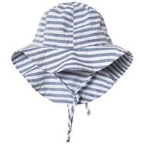 ebbe Kids Festis sunhat Navy stripes Navy stripes